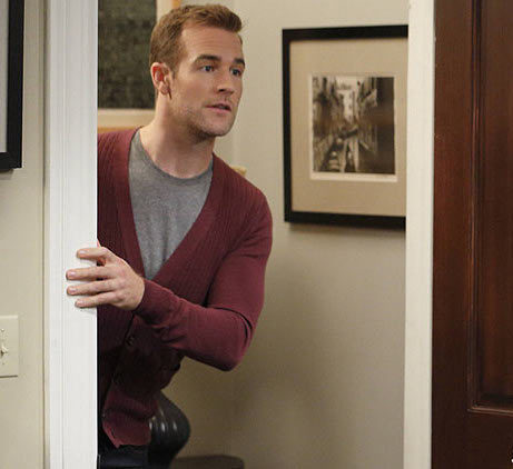 James Van Der Beek on CBS