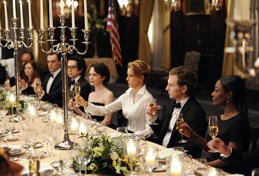 Her First Dinner - Madam Secretary