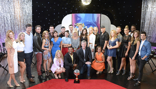 Dancing with the Stars Season 19 Cast