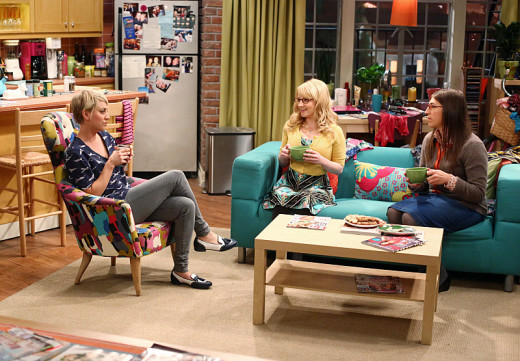 Science and Sexuality - The Big Bang Theory Season 8 Episode 7