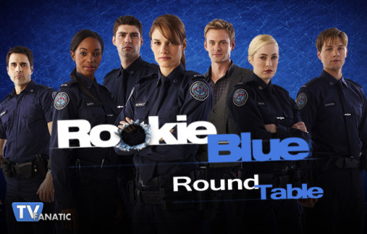 Rookie Blue Round Table 1-27-15