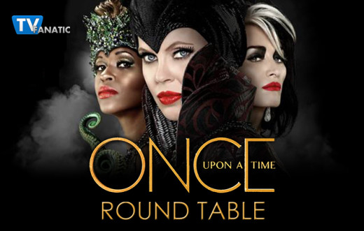 Once Upon a Time Round Table 1-27-15