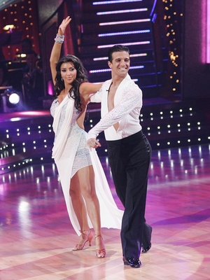 Kim Kardashian, Mark Ballas