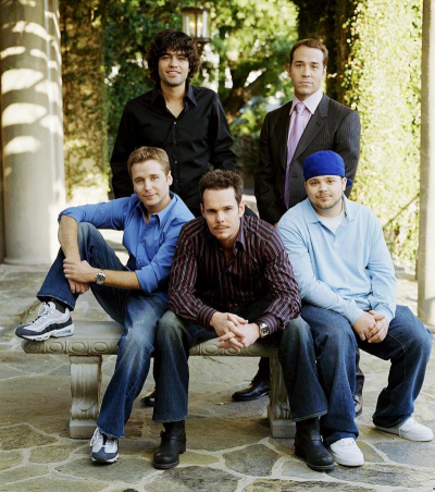 The Entourage Crew