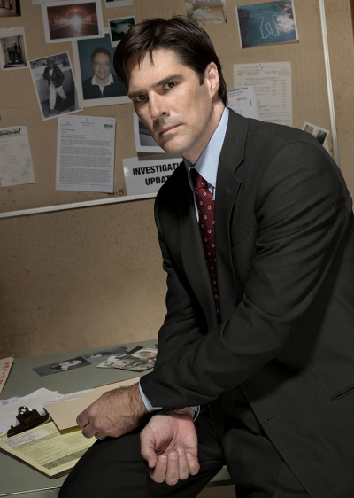 Hotch, Criminal Minds