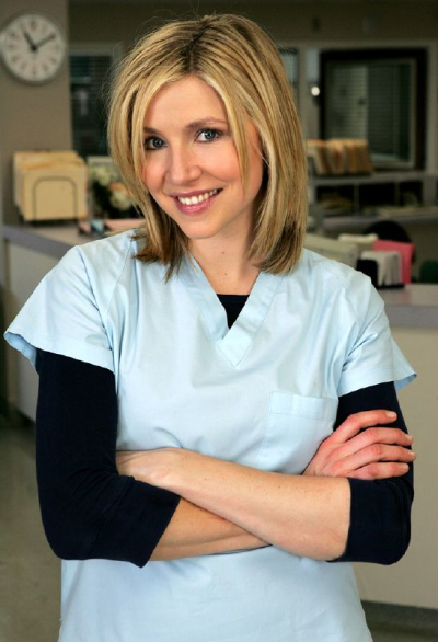 Sarah Chalke as Elliot Reid