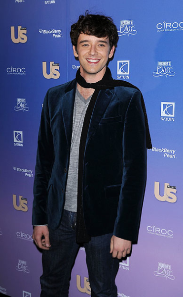 Michael Urie at Hot Hollywood