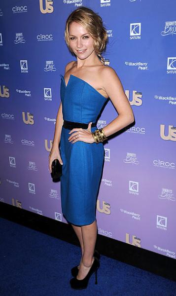 Becki Newton at Hot Hollywood