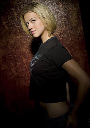 Adrianne Palicki of Friday Night Lights