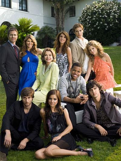 90210 Cast Photo