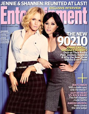 Entertainment Weekly Cover Girl