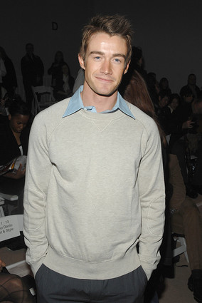 Robert Buckley in a Shirt