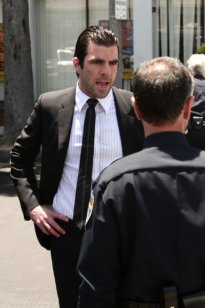 Suited Sylar