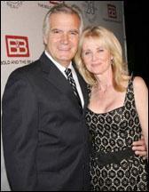 Laurette and John McCook