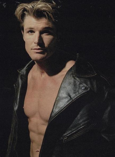 Winsor Harmon, Shirtless