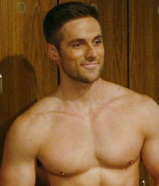 Dylan Bruce Topless!