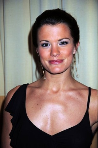 Photo of Melissa Claire Egan