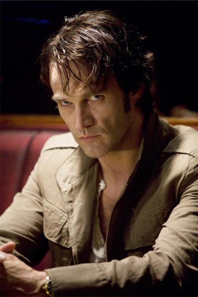 Stephen Moyer as Bill Compton
