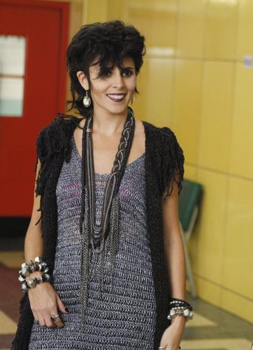 Jamie-Lynn Sigler on Ugly Betty