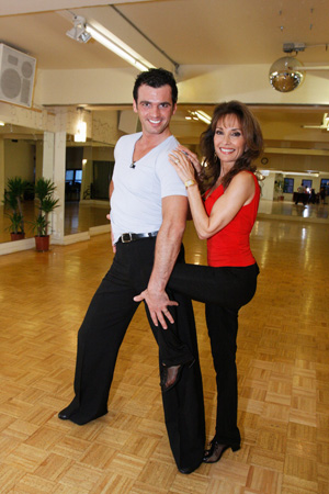 Tony Dovolani, Susan Lucci