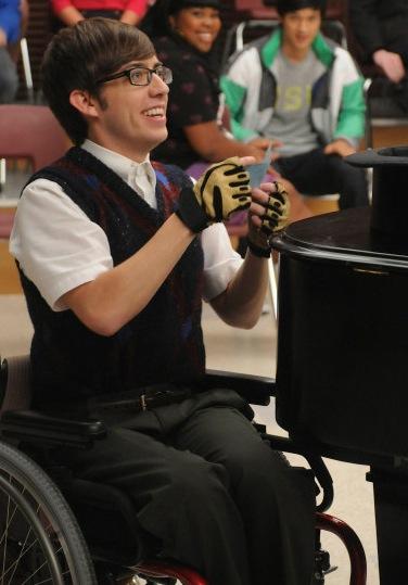 Artie, Glee