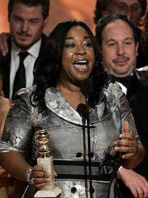 Award-Winning Shonda