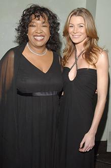 Ellen and Shonda