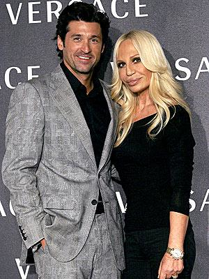 Dempsey and Versace
