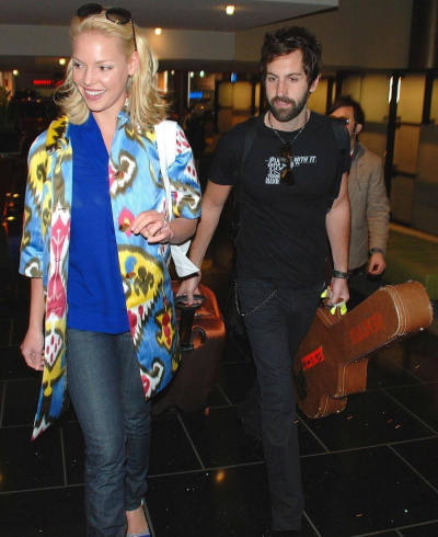 Josh Kelley with Katherine Heigl