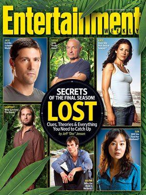 Lost EW Cover
