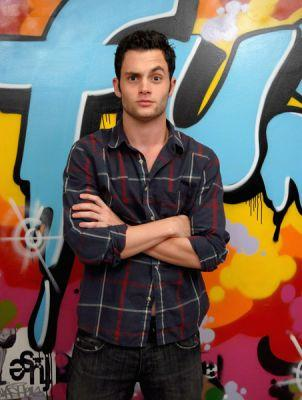 A Penn Badgley Pic