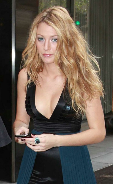 Blake Lively Fashion Statement