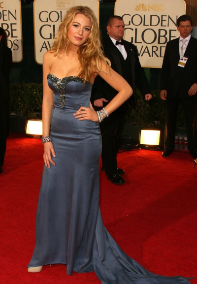 Golden Globe Girl