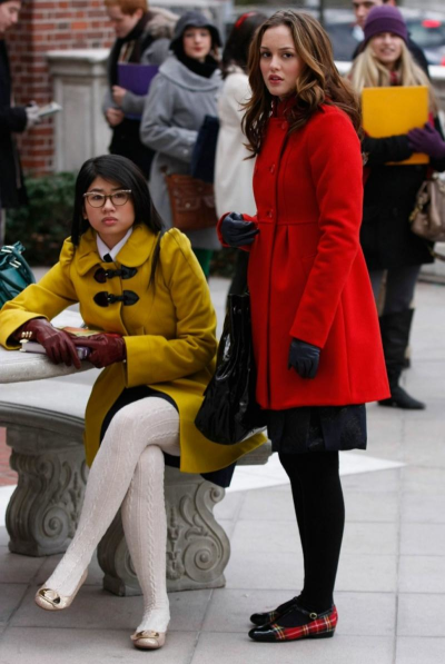 Blair and Nelly Yuki