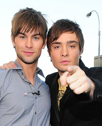 Chace and Ed Pic