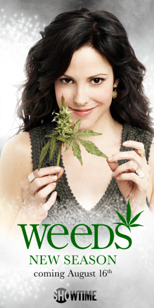 Weeds Season Six Poster