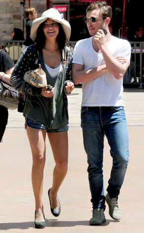 Ed and Jess at the Grove