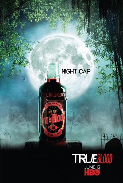 Night Cap Poster