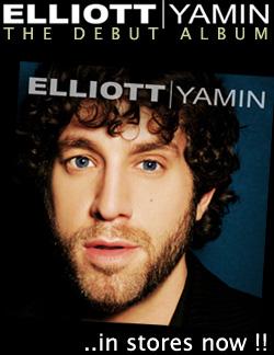 Elliott Yamin CD