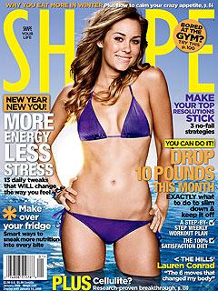 Lauren Conrad: In Shape!