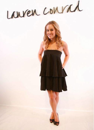 Lauren Conrad Fashion Show