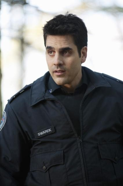 Ben Bass as Swarek