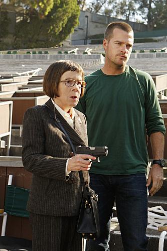 Callen and Hetty