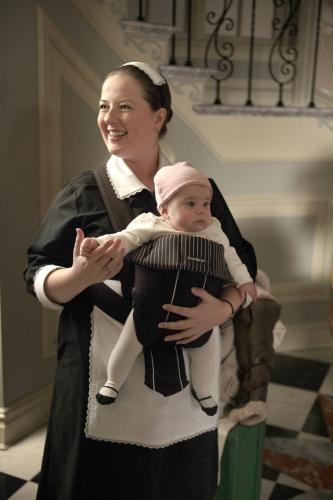 Dorota and Baby!