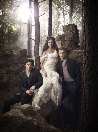 Vampire Diaries Cast Photo