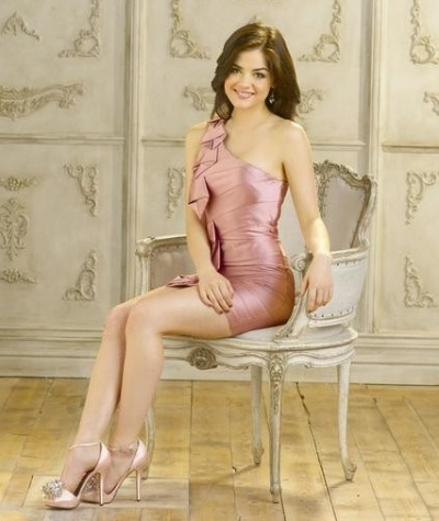 Lucy Hale Promotional Photo