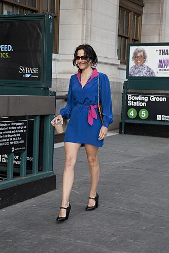 Nancy in NYC