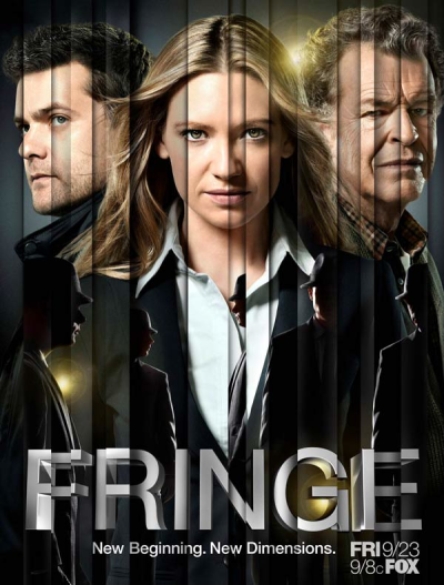 Fringe Season Four Poster
