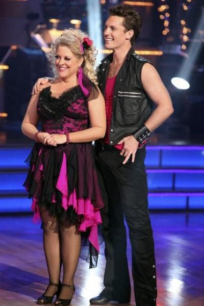 Nancy Grace and Tristan MacManus Photo