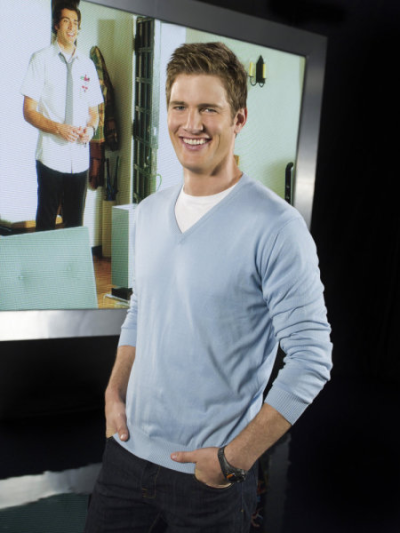 Ryan McPartlin Promo Pic